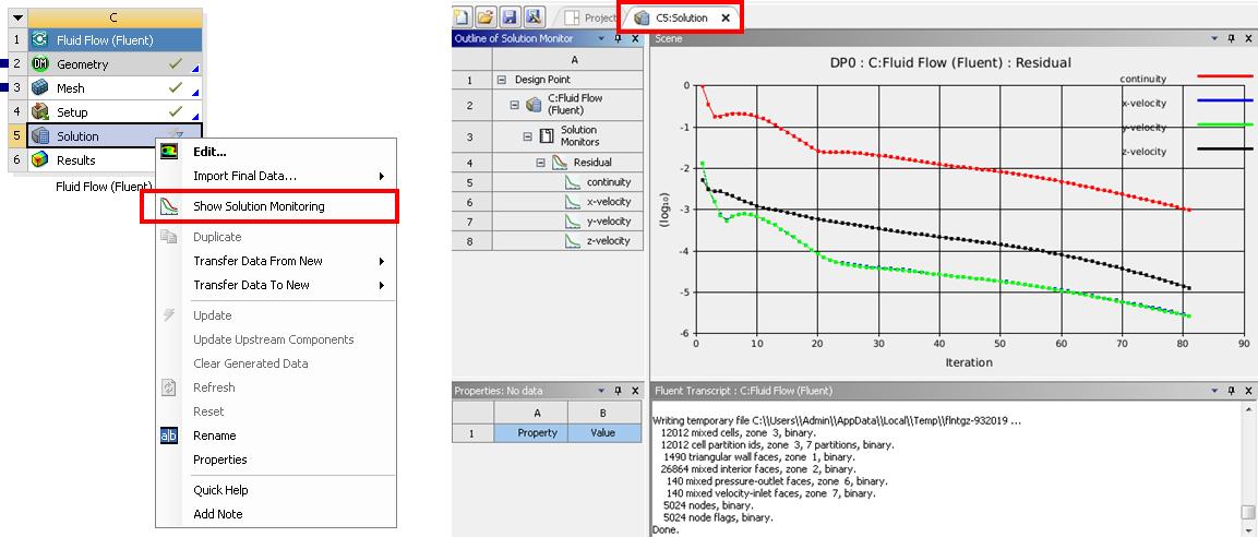 Инструмент «Remote Solve Manager» (RSM) для создания собственной локальной очереди расчётов