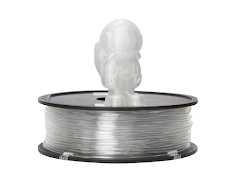 Clear MH Build Series TPU Flexible Filament - 2.85mm (1kg)