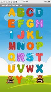 Preschool Kids Fun Learning - náhled