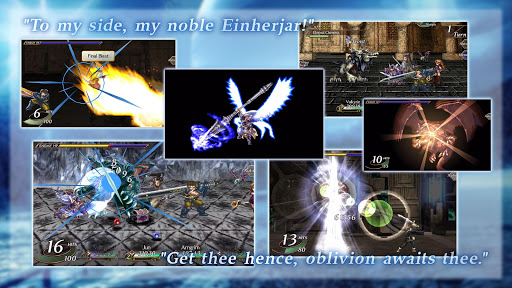 VALKYRIE PROFILE: LENNETH  screenshots 4
