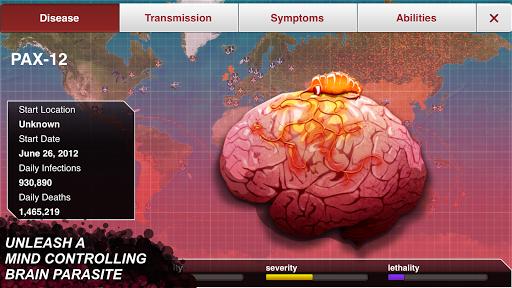 Plague Inc. 1.17.1 screenshots 7