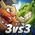 Castle Burn - RTS Revolution apk