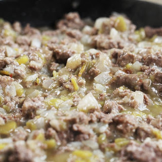 Green Chili Ground Beef Casserole Recipes.