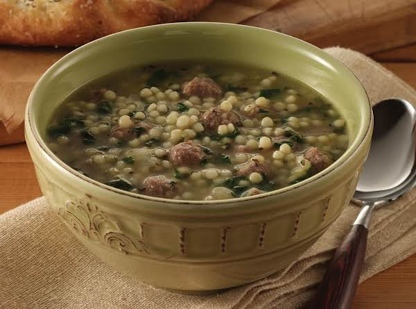 Nostalgia Italian Wedding Soup