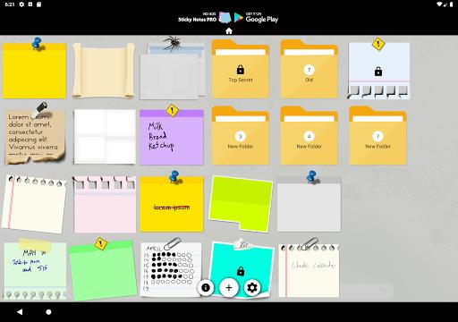Sticky Notes + Widget screenshot 5