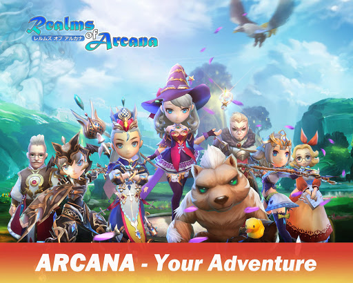 Realms Of Arcana 1.0.64 screenshots 6