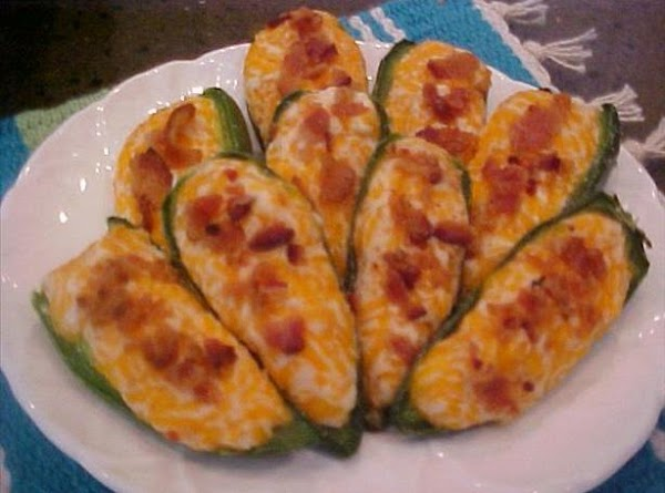 Baked Texas Jalapeno Peppers Recipe