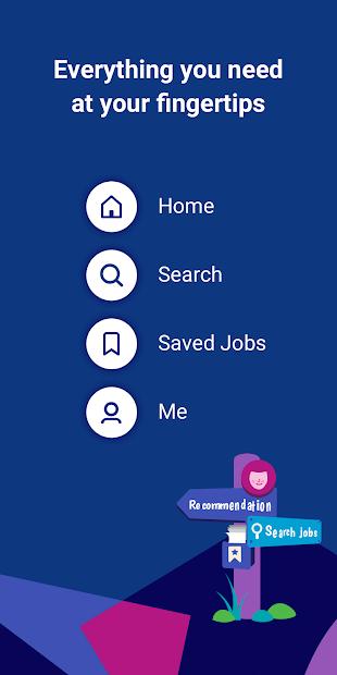 JobStreet: Build Your Dream Career screenshot 1