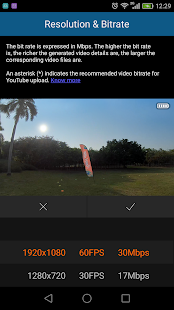 RunCam App- screenshot thumbnail