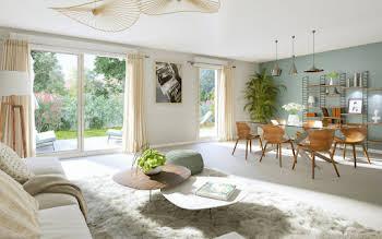 Appartement 3 pièces 66,28 m2