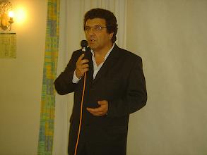 Photo: Vítor Marques tornou-se presidente da junta e ficou sem tempo para o Caldas