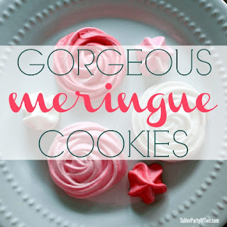 Gorgeous Meringue Cookies