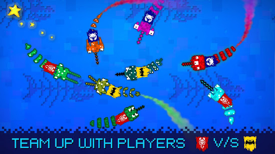 Game Pixel Sword Fish io APK for Windows Phone