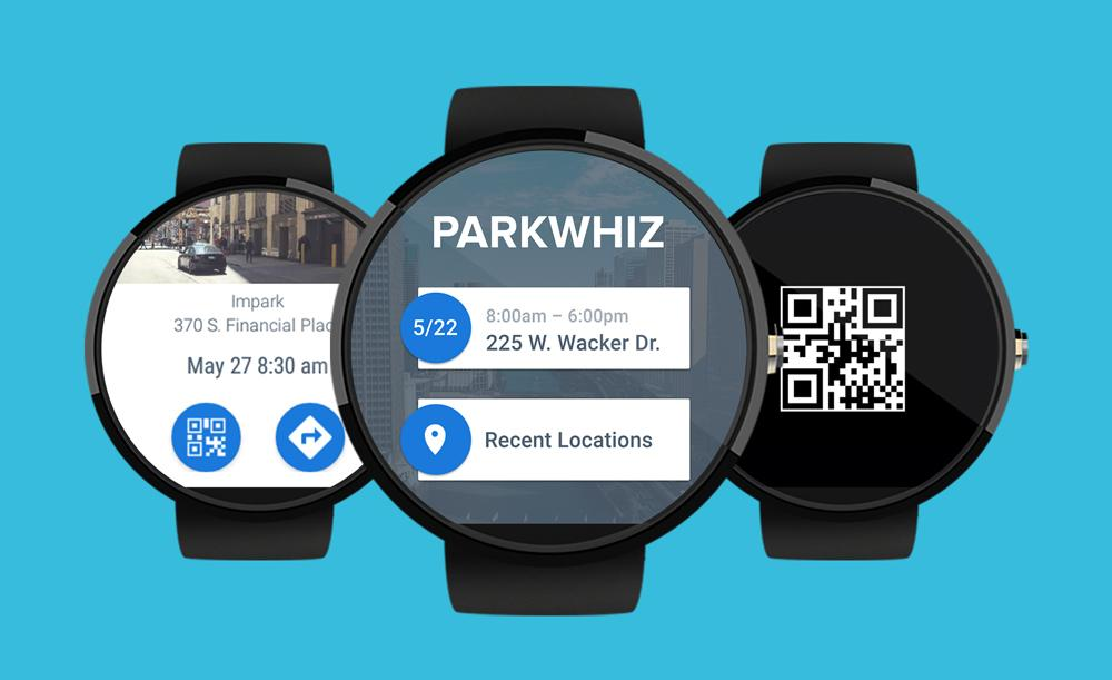 ParkWhiz: On Demand Parking- screenshot
