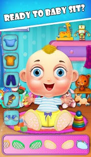 My LittleBaby Care And Dressup- screenshot thumbnail