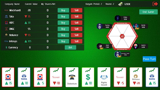 Stock Exchange Game Chairmanship 1 0 0rc Apk By Cryvis Technologies Details