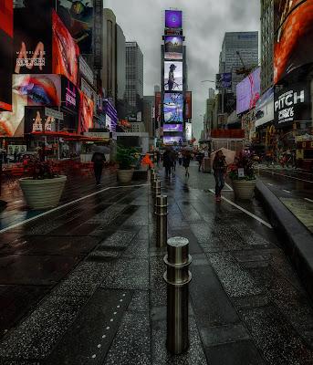 Una giornata uggiosa a New York di Luca160