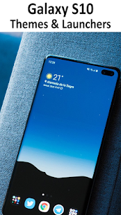 Themes for Samsung galaxy S10 launcher & wallpaper for PC / Windows