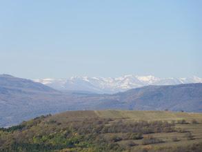 Photo: Na ostatnim planie: środkowa część Pasma Abul-Samsarskiego (odległość ok. 65 km).