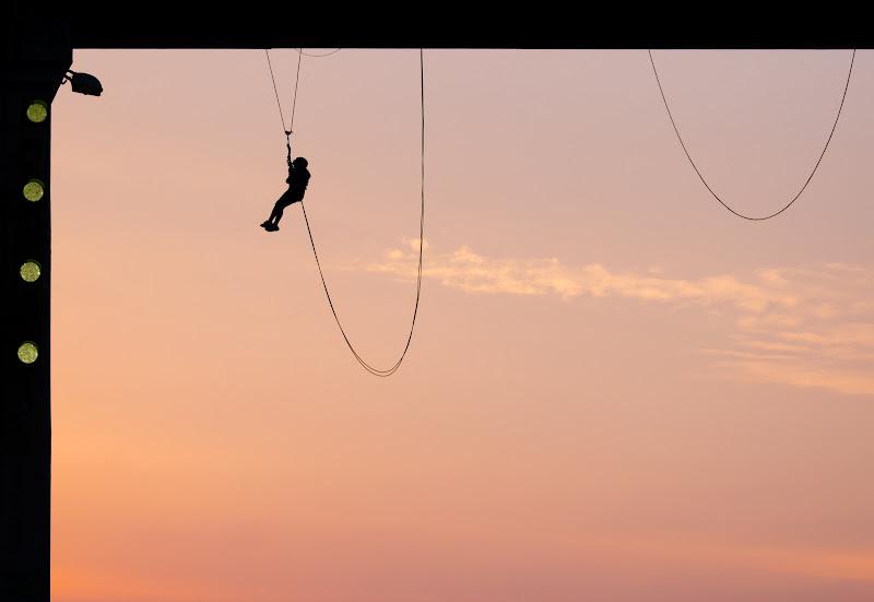 Dondolare nel tramonto di Ari_anna