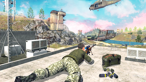 Border War Army Sniper 3D apkpoly screenshots 10