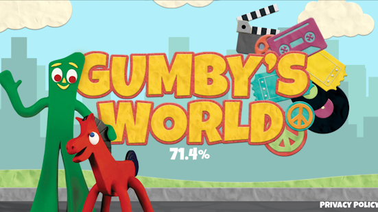 Gumby's World- screenshot thumbnail