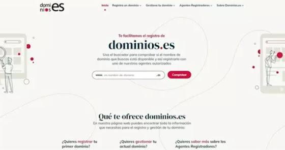 Andalucía tiene activos 245.960 dominios '.es', el 12,4% del total nacional