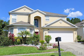 Orlando villa, close to Disney, private pool, games room, golfing community