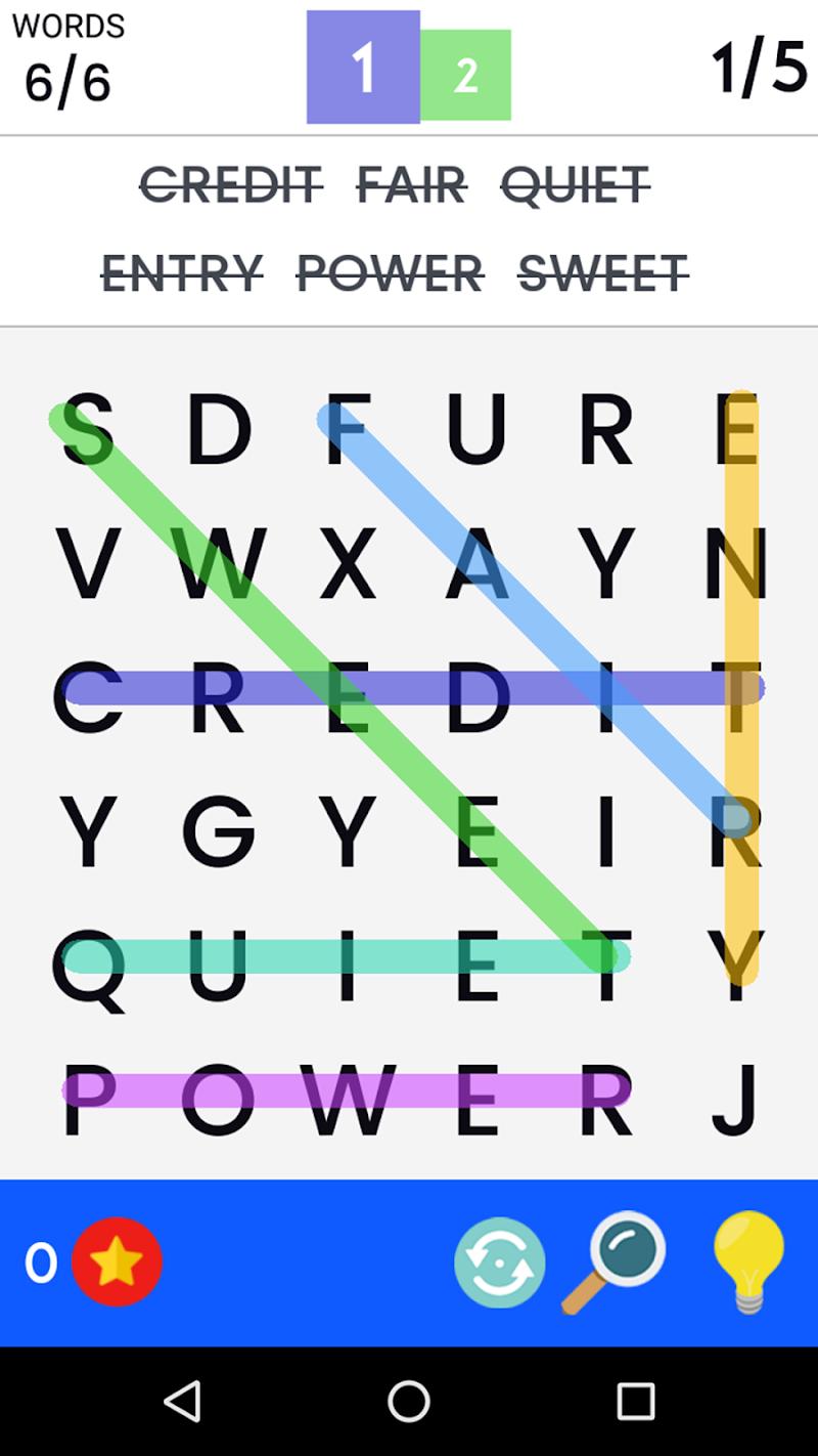 Word Search Screenshot 5