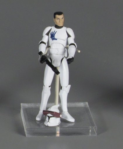 Action figure:Star Wars The Clone Wars: Clone Trooper Echo