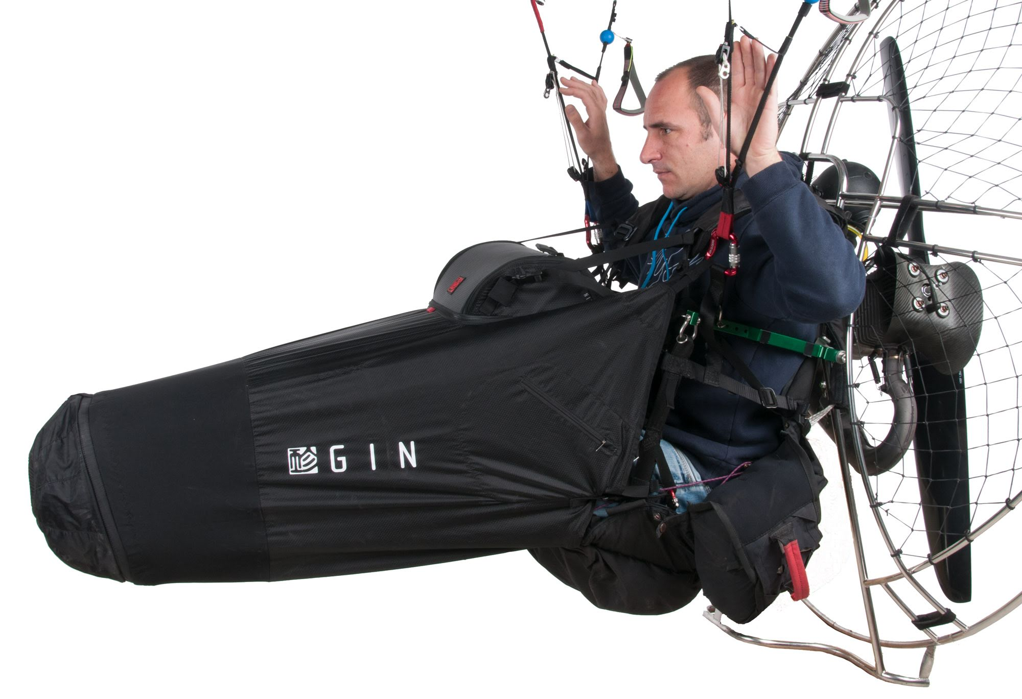 Gin Gliders Paramotor Cocoon