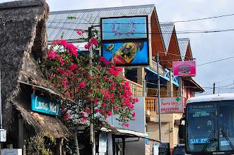 Photo: More signas in Puerto Viejo ...
