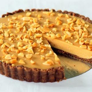 Peanut Butter Marshmallow Tart