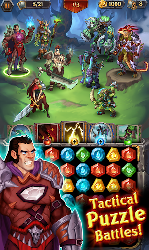 Heroes of Battle Cards 2.7.316 screenshots 1