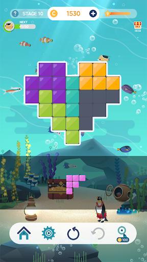 Puzzle Aquarium 31 screenshots 7