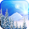 Winter Snowfall 2016 icon