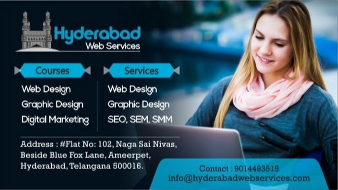Hyderabad Web Services Webdesign Company In Hyderabad