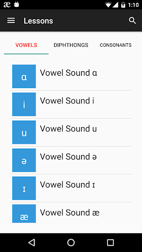 English Phonetic Pronunciation 1.79 screenshots 6