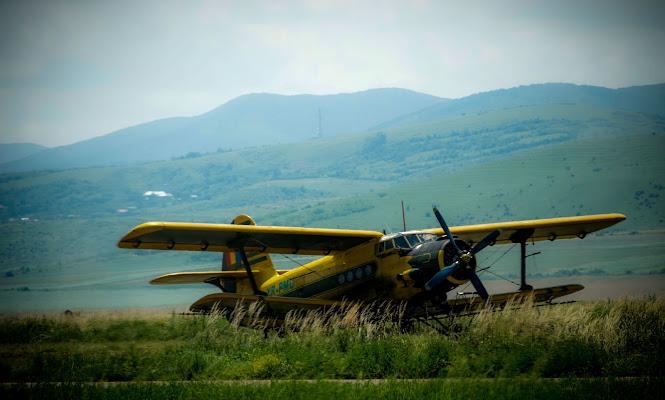 Ultimo atterraggio........ Riuscito ! di Bobp