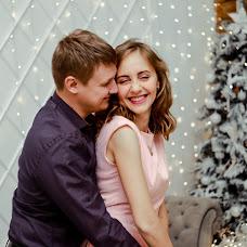 Wedding photographer Darya Khripkova (myplanet5100). Photo of 11.01.2019