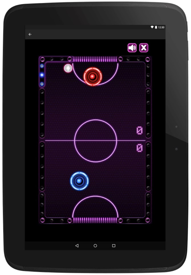 Air Hockey -Fast Paced Table-Sport Simulation Game Android 12