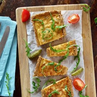 Quinoa Crusted Quiche Recipe