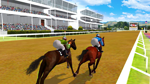Horse Racing  : Derby Horse Racing game filehippodl screenshot 5