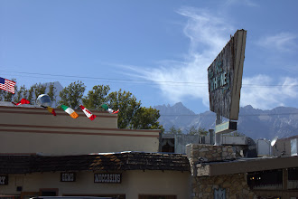 Photo: Lone Pine and Mount Whitney
