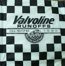 Photo: Photo contributed by Stevan Davis 1992 Runoffs Victory Flag