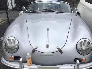 356  1957年式ポルシェ356スピードスターのカスタム事例画像 wakaaniさんの2021年07月03日23:55の投稿