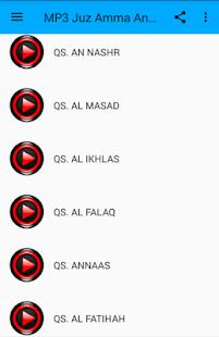 MP3 Juz Amma Anak - náhled