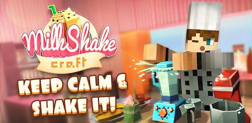 Milk Shake Craft: Milkshake Cooking Game for Girls for PC