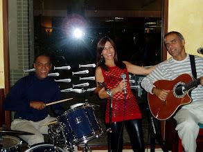 Photo: South Beat Band  @ Fish '54  (Edson Ferreira, Lilian Viana & Cezar Santana)