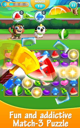 Fruit Bomb - Garden Blast Mania  screenshots 1